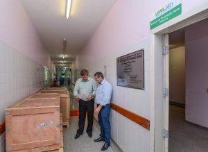 UPAs do Cervezão e da Avenida 29  recebem novos aparelhos de raios-x