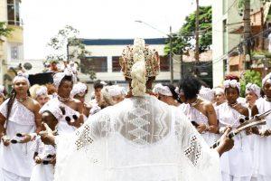 Bloco afro Ilú Obá de Min é atração no Jardim Público