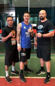 Boxeador de Rio Claro busca medalha de ouro em campeonato paulista