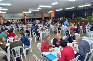 Música e gastronomia na Festa do Produtor Rural nesse fim de semana