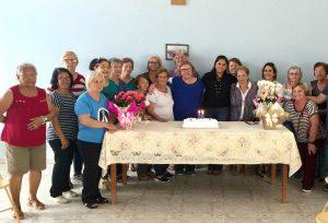Grupo de terceira idade comemora 25 anos
