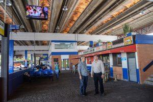 Prefeitura realiza melhorias e dá  nova cara para terminal rodoviário
