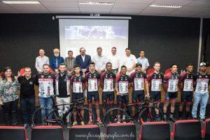 Cerimônia marca apresentação oficial de atletas da equipe Abec/Setur Rio Claro
