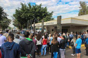 Solenidade comemora a Revolução  Constitucionalista em Rio Claro