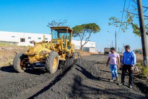 Área da antiga Vila Stecca  terá iluminação e paisagismo