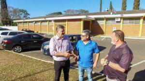 Velório Municipal de Rio Claro ganha novo telhado