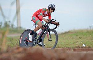 Atleta do Projeto Pedalar é campeão de contrarrelógio em campeonato de ciclismo