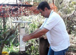 Rio Claro usa armadilhas para monitorar  mosquitos transmissores de doenças