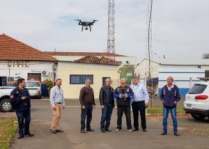 Rio Claro passa a contar com drones em ações de monitoramento