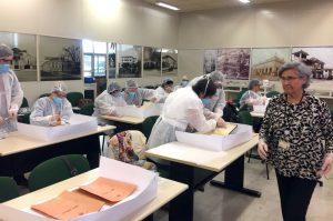 Conservação de documentos foi tema  de oficina no Arquivo Municipal de RC