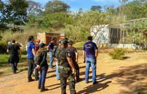 Guardas civis recebem treinamento para manejo de animais silvestres