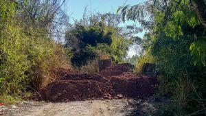 Prefeitura alerta sobre perigo na ponte do distrito de Batovi
