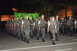 Tiro de Guerra comemorou Dia do Soldado com solenidade e homenagens