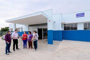 USF do Palmeiras funcionará no  Brasília a partir de segunda-feira