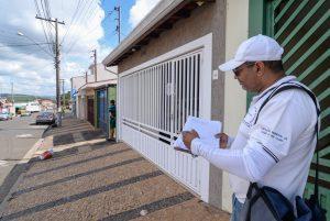 No combate ao Aedes, mais de 150.000 imóveis já foram vistoriados