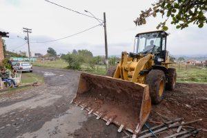Prefeitura inicia desocupação de  área pública no Jardim Araucária