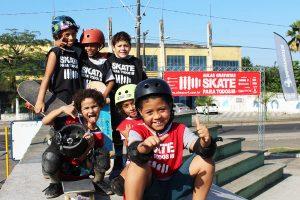 Skate Para Todos chega ao interior de São Paulo