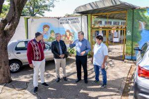 Prefeitura vai reforçar segurança  na Escola Monteiro Lobato