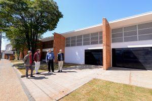 Escola municipal no Jardim  Ipê ganha melhorias