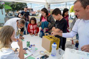 Em Rio Claro mais de 12 mil animais foram vacinados contra a raiva
