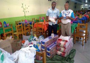 Fundo Social de Solidariedade recebe  mais de meia tonelada de alimentos