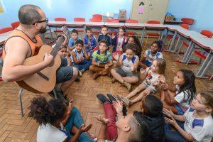 Projeto da Escola Diva Marques  ganha instalações próprias