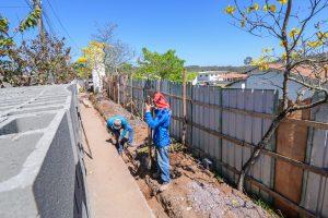 Prefeitura inicia reforma de  prédio da Escola Luiz Martins