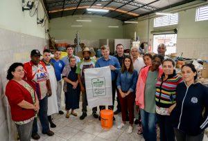 Rio Claro estuda adotar  bags em coleta seletiva