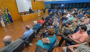 Unesp celebra 60 anos do  ensino superior em Rio Claro
