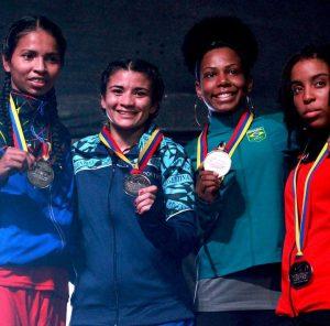 Atleta da equipe MM Boxe/Setur Rio Claro conquista bronze no Continental Feminino na Venezuela