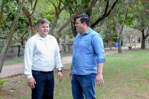 Prefeitura vai construir e reformar quadras no Lago Azul