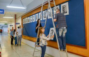 Arquivo Público recupera  acervo da Galeria de Prefeitos