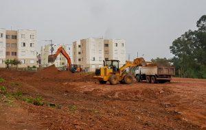 Prefeitura inicia construção  de creche no Jardim Araucária