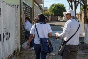 Trabalho de vistoria contra o Aedes  ultrapassa 1.400 imóveis visitados