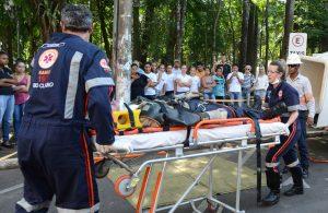 Mais de 400 se inscreveram para a  Semana de Atendimento Pré-hospitalar