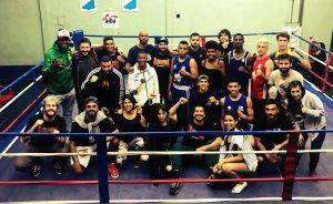 Boxeadores argentinos participam de intercâmbio em Rio Claro