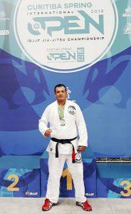 Atleta rio-clarense conquista vice-campeonato  em competição de Jiu Jitsu em Curitiba