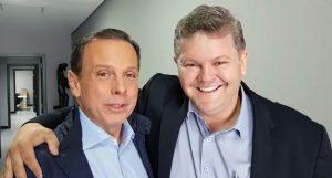 Governador eleito confirma a  Juninho Fatec de Rio Claro