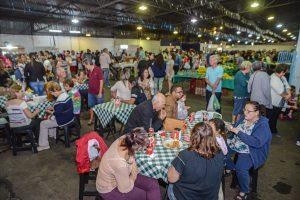Feira Corujão tem atrações para as crianças e sorteios na terça-feira