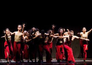 Dança segunda e terça no Centro Cultural