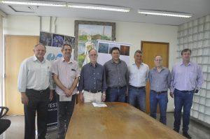Daae participa de estudo do uso dos  recursos hídricos na Bacia do Corumbataí