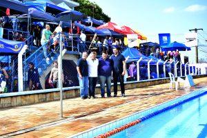 Competição regional projeta Rio Claro  no cenário da natação paulista
