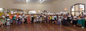 Exemplos de superação no 2º Festival de Dança do Idoso de Rio Claro