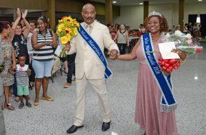 Miss e mister Maturidade são eleitos em Baile da Semana do Idoso