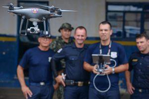Curso sobre drones  será encerrado nesta 6ª-feira