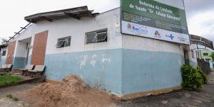 Reforma da USF do Palmeiras prossegue com troca de telhado e reparos na estrutura