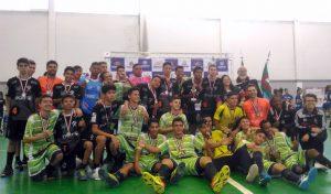 Equipe de handebol de Rio Claro é vice-campeã nos Jogos Infantis do Estado de São Paulo
