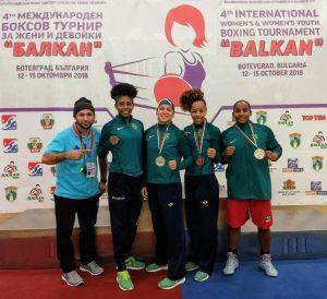 Boxeadores rio-clarenses representam o município em competições internacionais