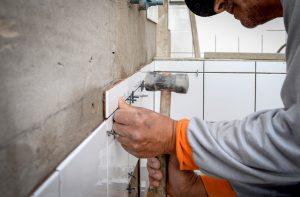 Fundo Social forma profissionais na área de construção civil