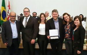 Rio Claro ganha prêmio estadual com Horta Solidária